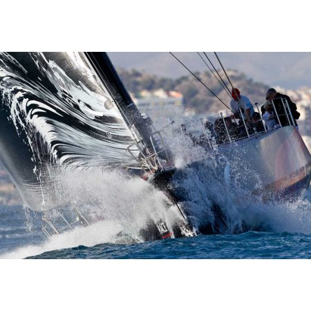 Yachting- SPAIN, Alicante. Volvo Ocean Race. PUMA