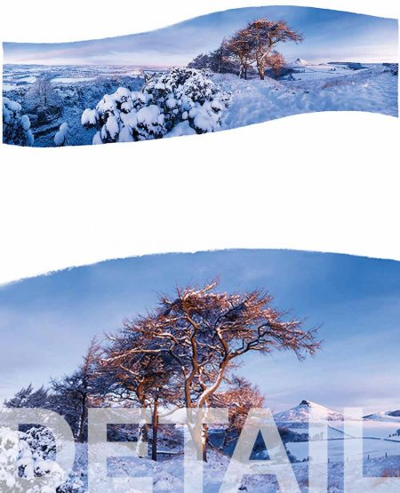 Winter solstice, North York Moors