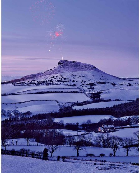 New Year's Eve, Roseberry Topping II