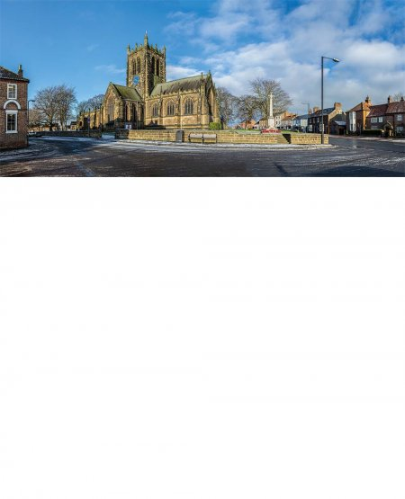 All Saints Parish Church, Northallerton