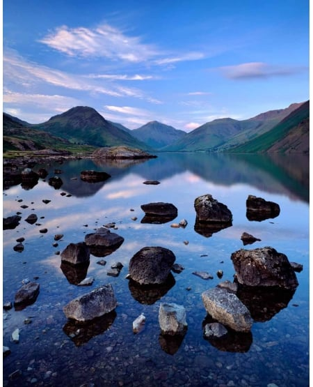 Stone group, Wast Water