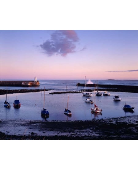 Outer harbour, Seahouses