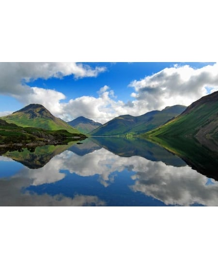 Summer morning, Wastwater