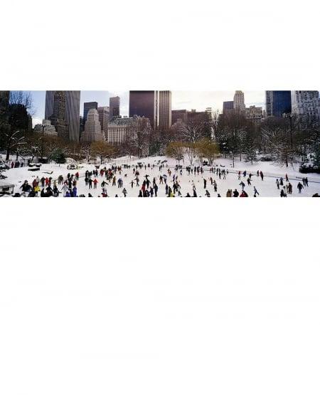Skating, New York City