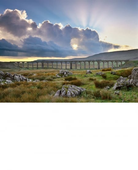 Ribblehead - Yorkshire Dales - Unlimited Edition