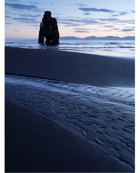 Hvitserkur, Iceland by Harvey Lloyd-Thomas