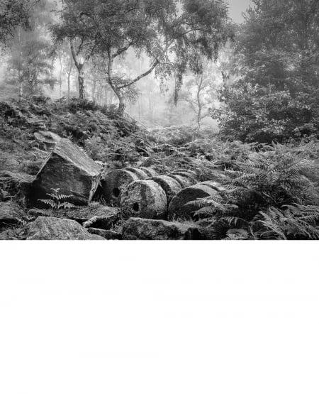Millstones and mist by Matt Lethbridge