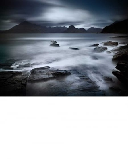 The Cuillins from Elgol, Isle of Skye, View #8 - 2011 by Julian Calverley