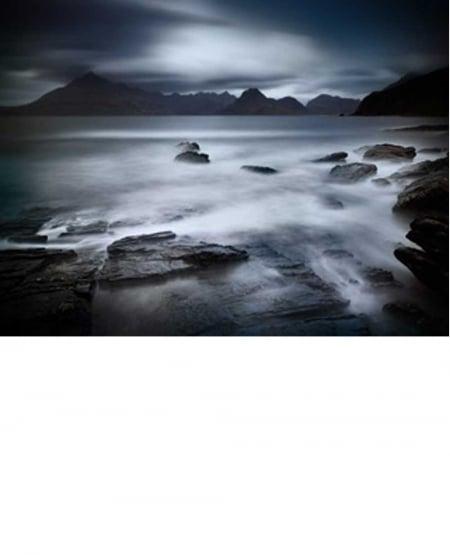 The Cuillins from Elgol, Isle of Skye, View #8 - 2011 by Julian Calverley