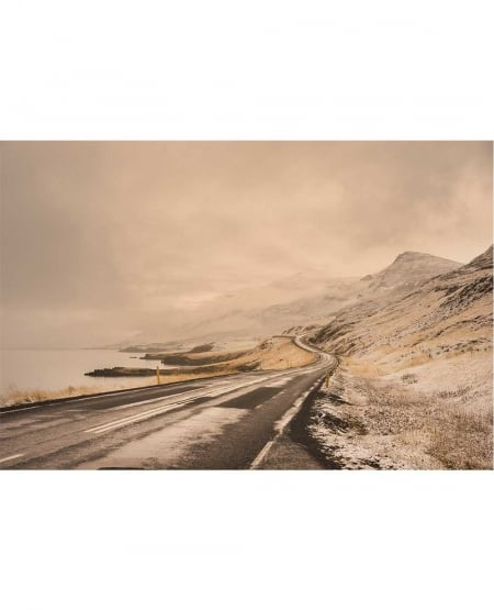 On the road by Leeming & Paterson