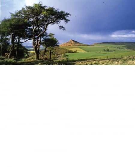 Cliff Ridge panorama