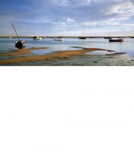Tidal lagoon, Blakeney Point