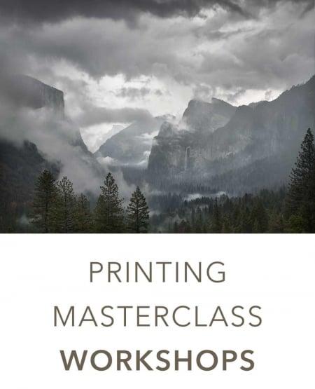 2 Day Printing Masterclass with Joe Cornish