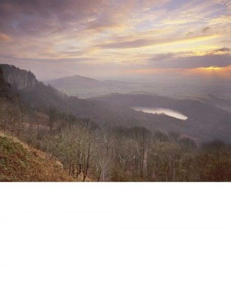 Whitestone Cliff, Hood Hill, Lake Goremire