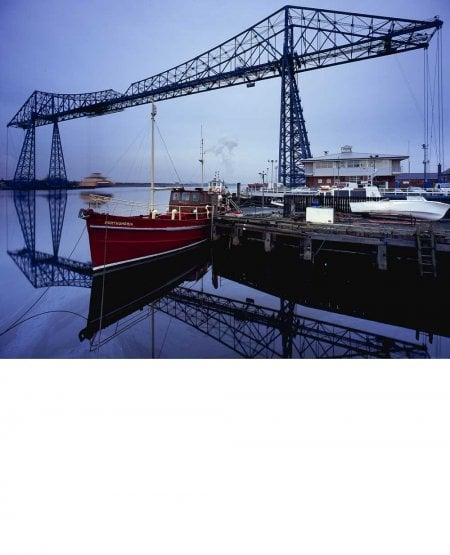 Transporter Bridge, Middlesbrough