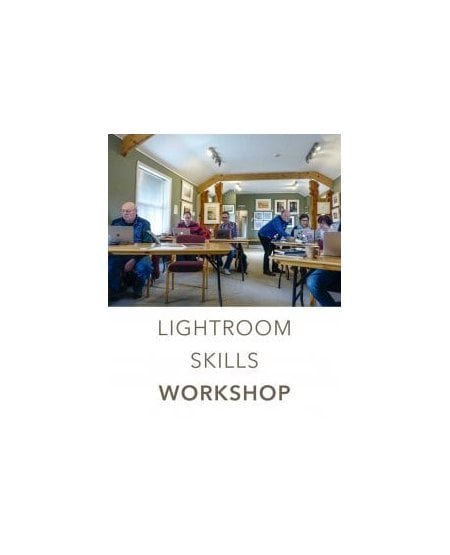 Lightroom Skills Workshop - Tuesday 15th October