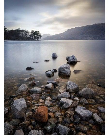Loch Maree Stones