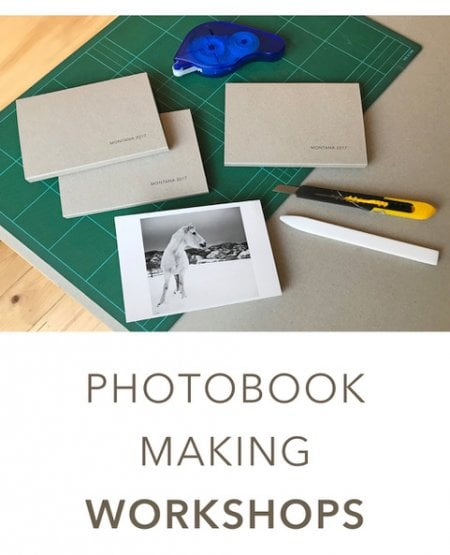 Two-Day Photobook Making Workshop