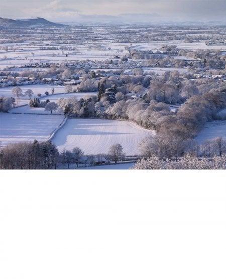 Great Ayton, depths of winter