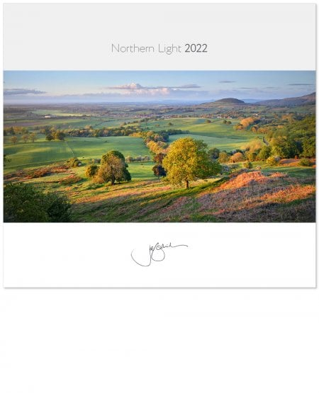Northern Light Calendar 2022