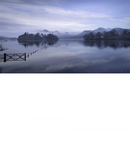 Derwent Water Blue 3