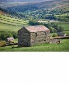 Swaledale above Thwaite  Yorkshire Dales