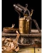 Old Flame – desperately seeking paraffin!