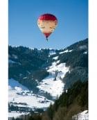 Taittinger Hot Air Balloon - Swiss Alps
