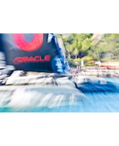 Yachting- PORTUGAL, America's Cup World Series. ORACLE Racing Coutts.