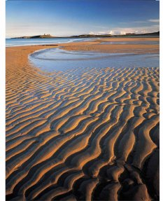 Embleton Sands, late afternoon