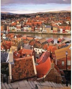 Rooftops, Whitby
