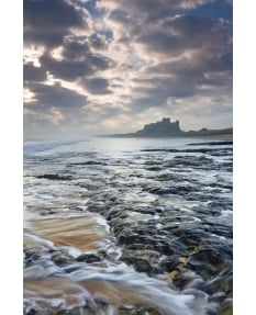 Sunburst, Bamburgh Castle