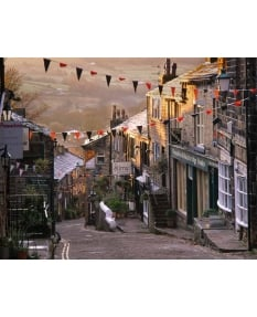 Haworth, Brontë Country