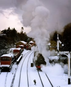 Goathland Station, North York Moors