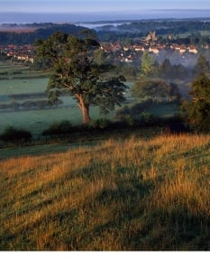 Helmsley, summer morning
