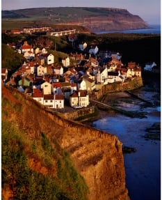 Staithes and Boulby Cliffs