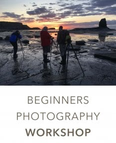Beginners Photography Workshop