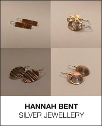 Silver Jewellery with Hannah Bent