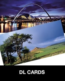 DL Greetings Cards